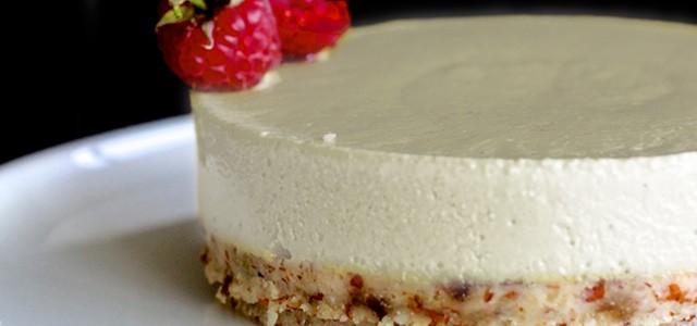 Vegan Cheesecake (afbeelding)