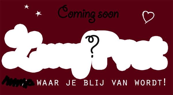 Coming soon: een supertof project waar je blij van wordt!
