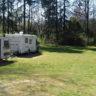 Cosy op de camping