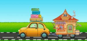 Ik ga op reis en neem mee…